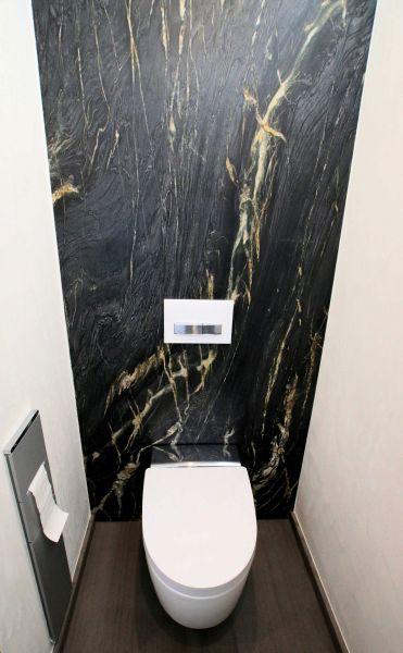 black gold exclusive badgestaltung team held creativ. Black Bedroom Furniture Sets. Home Design Ideas