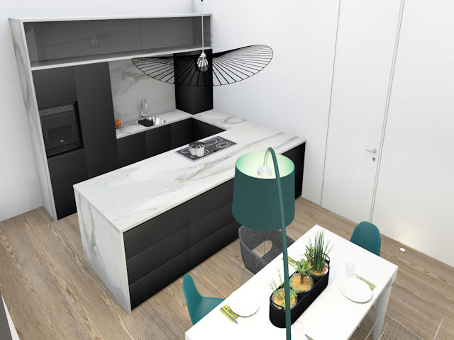 k che und wohnraum team held creativ. Black Bedroom Furniture Sets. Home Design Ideas
